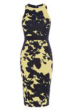 *** Nuevo + costa + chapati impresión Nina Vestido + Tamaño + UK 16 + múltiples