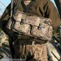 Avery Greenhead Gear Pro Grade Floating Blind Bag Buck Brush Camo Camera Bag