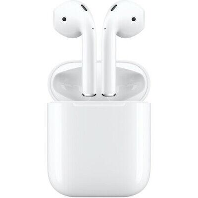 Apple Airpods MV7N2 avec étui de charge - Blanc (Airpods 2)