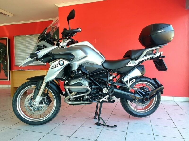 2016 BMW R 1200 GS ABS H/GRIPS
