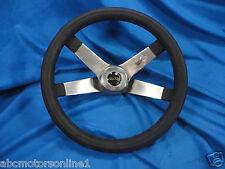 1988 Sea Ray Seville '20 Cuddy Cabin Steering Wheel
