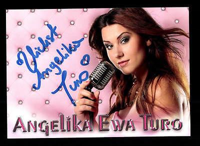 National Sammeln & Seltenes LiebenswüRdig Angelika Ewa Duro Autogrammkarte Original Signiert ## Bc 106391