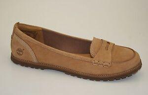 Timberland-JOSLIN-PENNY-TALLA-39-U-S-8-LOAFER-Zapatillas-Mocasin-Zapatos-Mujer