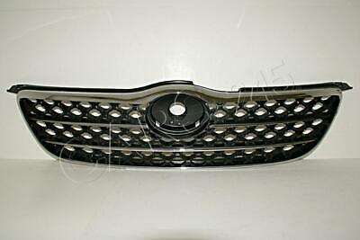 New Grille Trim Grill Front Chrome for Toyota Corolla 01-02 Fits TO1044101 5271112280