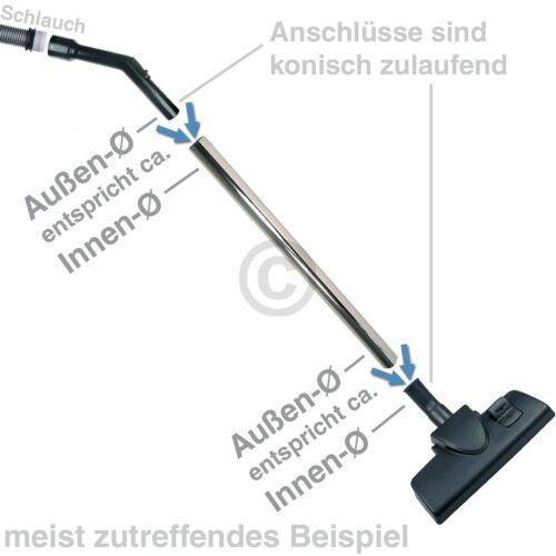 Bodendüse SIEMENS 00576393 RD296S für 35mm Rohr-Ø Einrastsystem Staubsauger