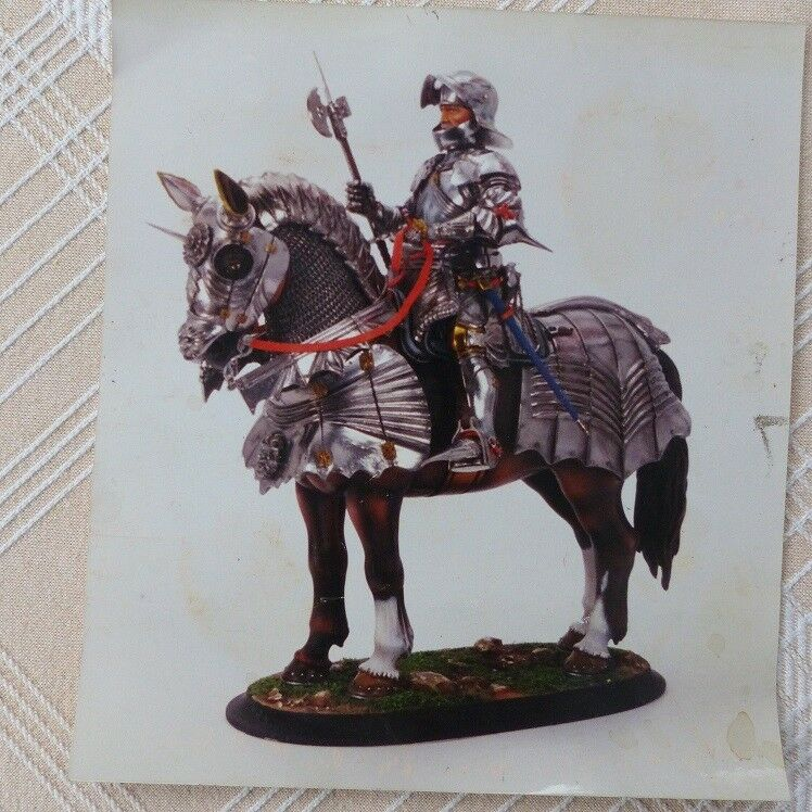 ANDREA - GERMAN GOTHIC KNIGHT 1480 - 90mm