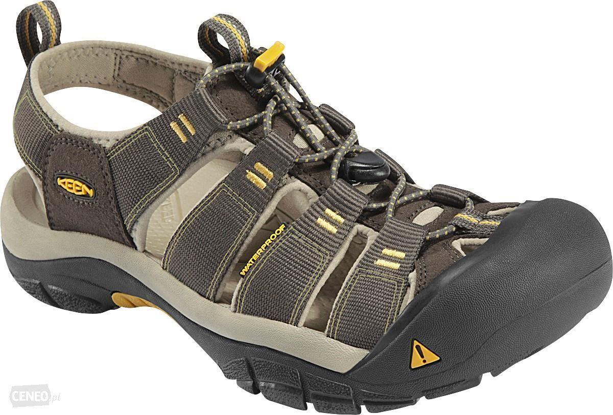 KEEN Newport h2 Uomo Sandalo Outdoor Escursionismo Trekking Tempo Libero wasserf. fino al 49
