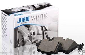 Bremsbelagsatz White Ceramic Smart 450 & 451