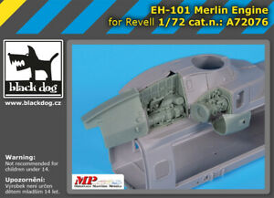 Black-Dog-A72076-Resin-1-72-Westland-EH-101-Merlin-engine-REVELL