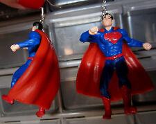NORA WINN NEW BIG SUPERMAN~ 925 Earrings MOVIE FUN