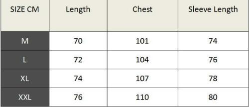 Men Running Asian Size Jackets Winter Outdoor Workout Coat Warm Down Jackets