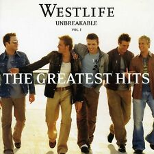 Westlife - Unbreakable-Greatest Hits 1 [New CD]
