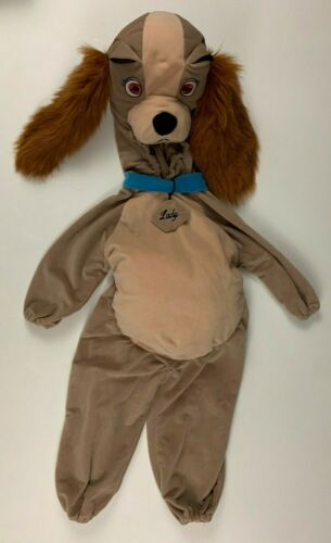 Disney Catalog Lady From Lady And The Tramp Plush