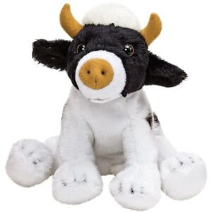 Suki 22077 Cow Clara 4 11/16in Cuddly Toy Collection Suki Classic