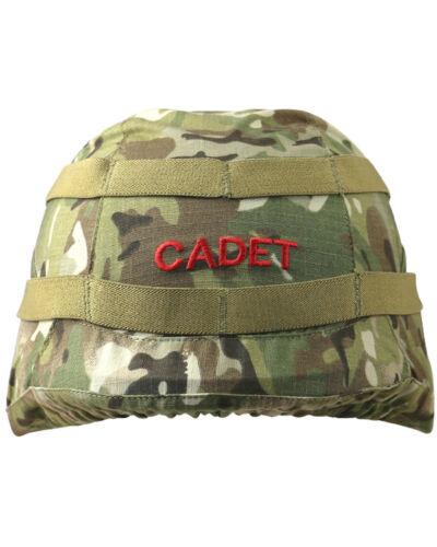 Cadets de l/'Armée Casque Housse M88 élastique molle Straps Combat MTP BTP Multicam Camo