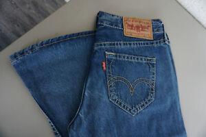 Levis-Levi-039-s-550-Herren-Jeans-Hose-32-32-W32-L32-Stonewashed-Blau-TOP-C7