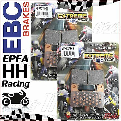 Plaquettes de Frein EBC suzuki gsx-r 750 avant