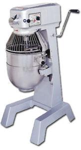 Brand-New-Thunderbird-40-QT-Quart-Planetary-Dough-Mixer-ARM-40
