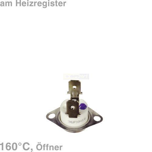 Clixon Festwertthermostat Original Miele 5432530 5432531 4710711 160°