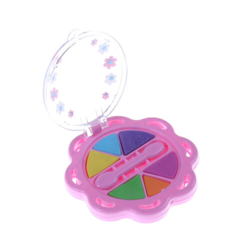 Colorful Safety Makeup Box  Fashion Accessories For Doll Girls Gift Toys