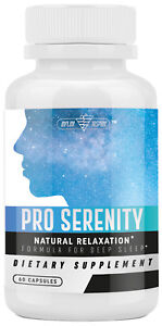 Best Natural Sleep Pills Formula, Stress & Anxiety Relief ...