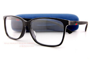 18c22ee16bc7 Brand New GUCCI Eyeglass Frames GG 0426/OA 005 Matte Black For Men ...