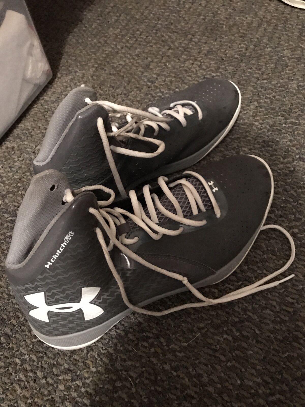Under Armour Basketball Shoes Size 12