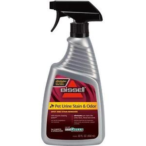 2 pack bissell pet urine stain and odor remover carpet cleaner 22 oz 2 pack 11120030068 ebay. Black Bedroom Furniture Sets. Home Design Ideas