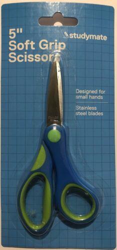 General Use Soft Grip Scissors #A4 Studymate Scissors 130mm Sewing