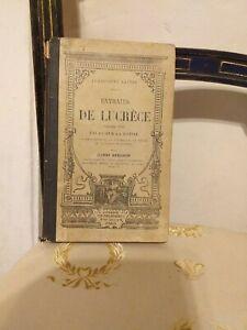 Henri-Bergson-Extraits-de-Lucrece-Delagrave-1896-BE