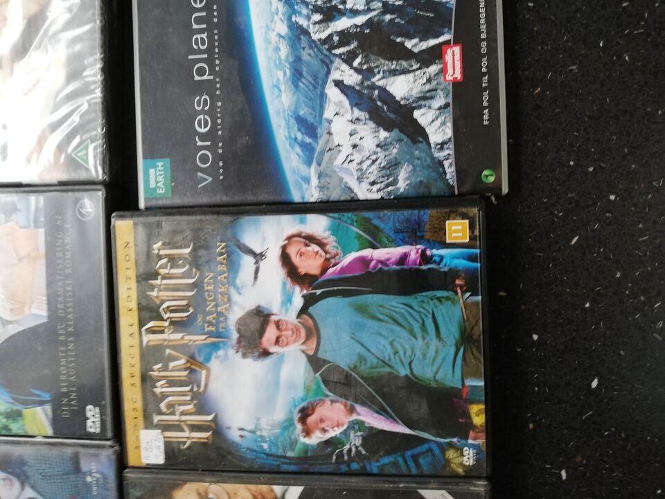 Div, DVD, andet