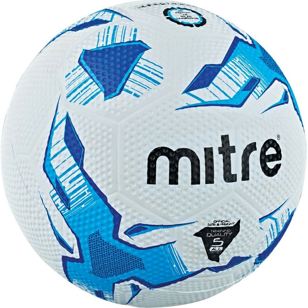 Mitre Super hoyuelo 10 bola tamaño del acuerdo 3 Plus Bolsa Gratis