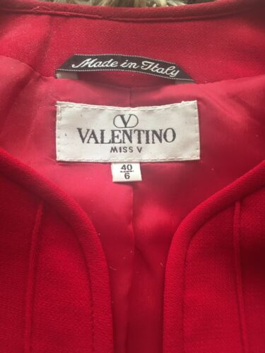 Red Valentino Skirt Suit