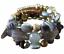 Boho-Multilayer-Natural-Stone-Bead-Tassel-Pendant-Chain-Bracelet-Charm-Women-Set thumbnail 39