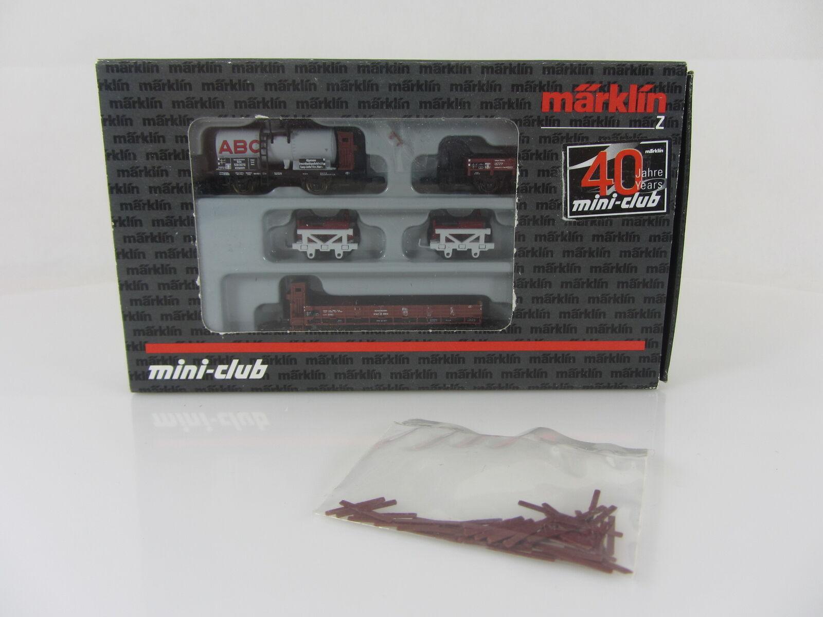 Märklin 86580 DRG beni Wagenset, buone condizioni con imballo originale