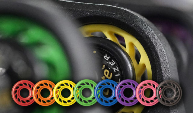 Many Different Colors and Styles Mathews Custom Damping Accessories