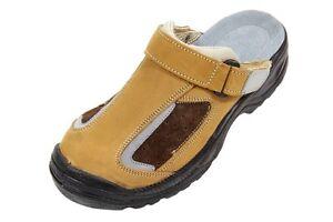E Sb Sandals Pelle Safety In Nabuk Dimi Cognac A Routier w0zqC0T