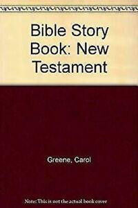 Biblia-Libro-de-Cuentos-Nuevo-Testament-Tapa-Dura-Sarah-Fletcher