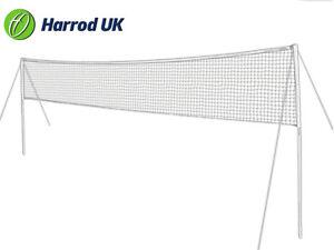 *BRAND NEW* HARRODS - BADMINTON & TENNIS GARDEN SET - WHITE