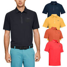 Under Armour Mens 2020 Playoff Vented Golf Ventilated Polo Shirt 44% OFF RRP