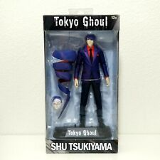 "McFarlane Toys Tokyo Ghoul Shu Tsukiyama The Gourmet 7/"" inch Action Figure"