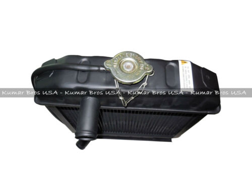 New Kubota L175//L185//L1500//L1501//L1801 Radiator With Cap /& Overflow Pipe
