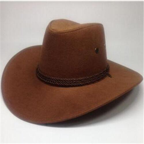 Western Cowboy Cattleman Cavalry Hat American Civil War Stetson With Acorn Band