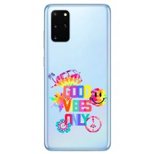 Coque Galaxy Note 10 LITE good vibes tie and dye