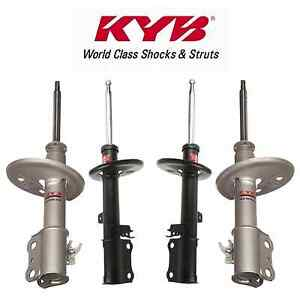 KYB Excel-G Front and Rear Suspension Struts Kit for Lexus ES300 Toyota Camry