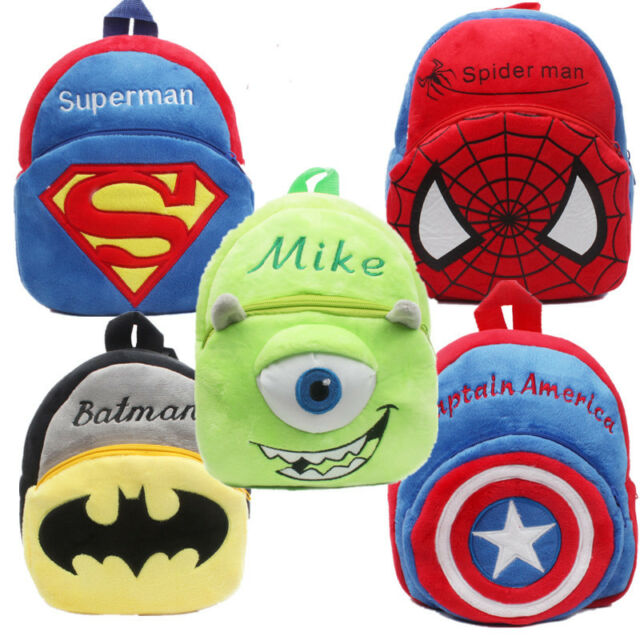 Boys Girls Baby Kids Children Small Rucksack Backpack Schoolbag Shoulder Bag