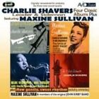 4 Classic Albums Charlie Shavers 1 Disc CD