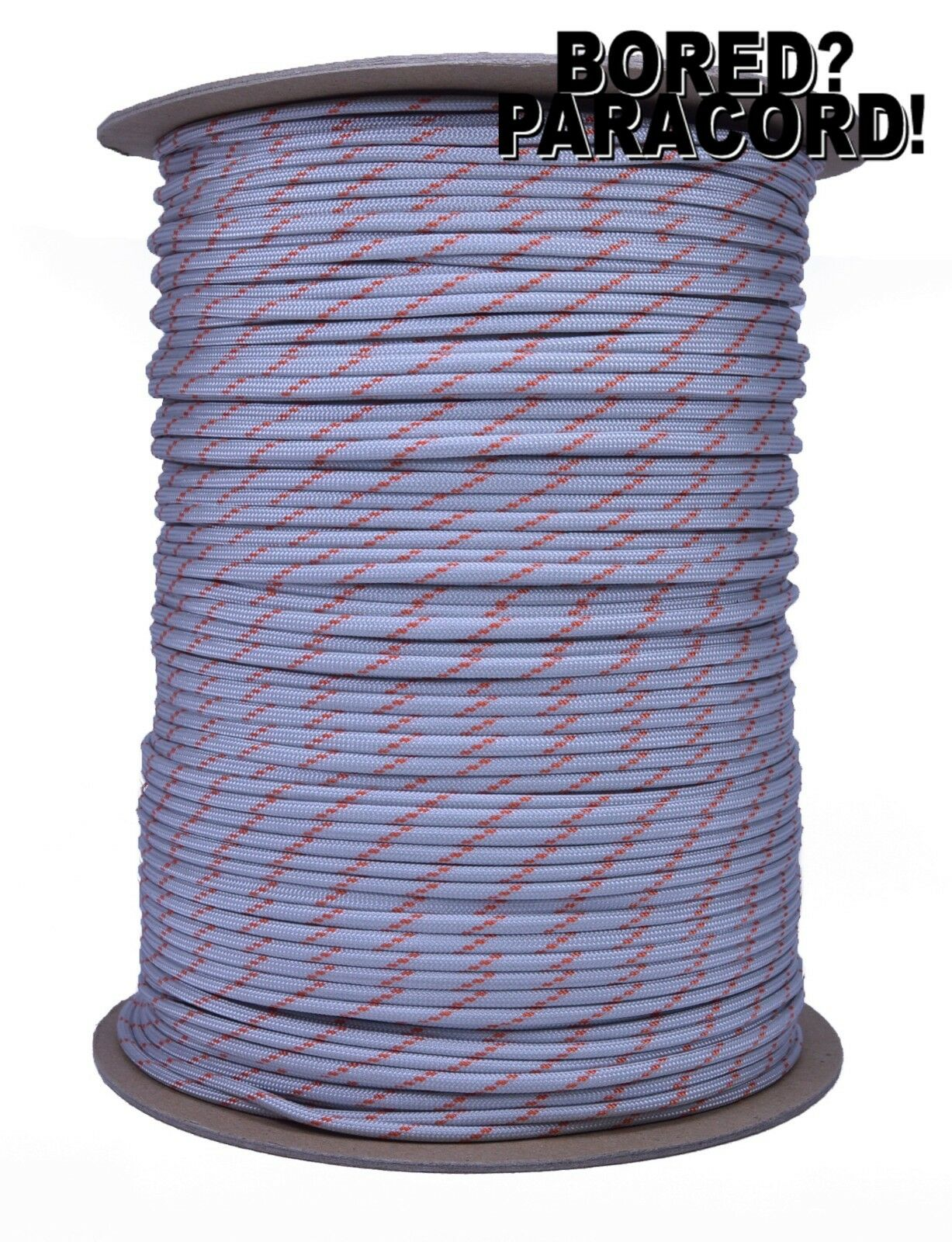 Lithium  550 Paracord Rope 7 strand Parachute Cord  1000 Foot Spool