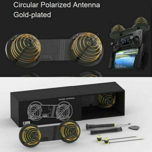 16DBI WiFi Signal Range Booster Circular Polarized Antenna For DJI Series PRO