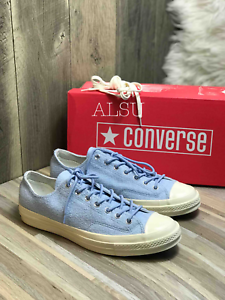 8e497937f36cfe Sneakers Men s Converse Chuck Taylor All Star 70 Blue Chill Low Top ...